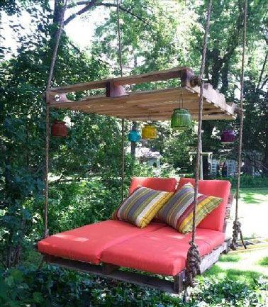 66 best images about meubles en palette on pinterest for Meuble patio palette