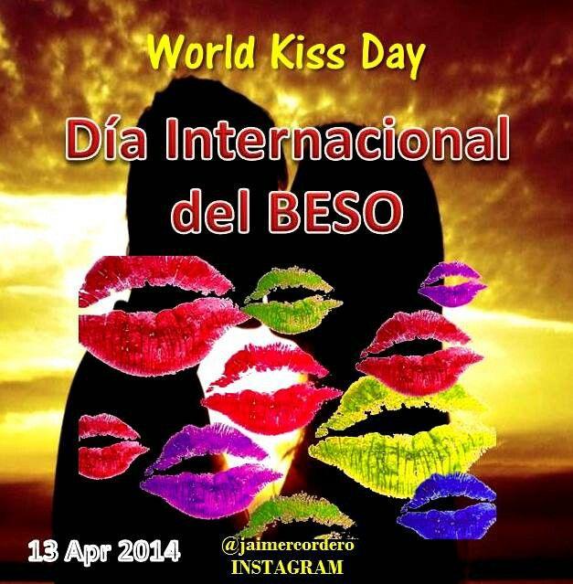 Dia Mundial del Beso