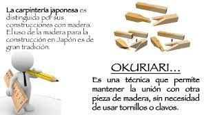 Resultat d'imatges de carpinteria japonesa sin clavos