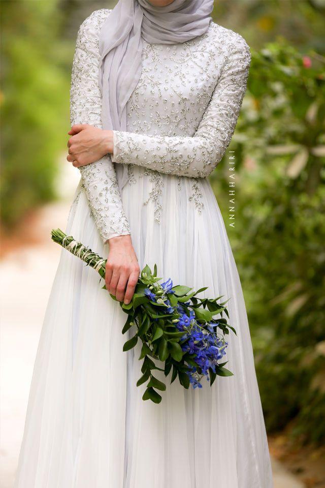 Delphinium Gown | ANNAH HARIRI | ANNAH HARIRI