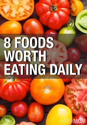Try adding these 8 foods in to your diet EVERY day!