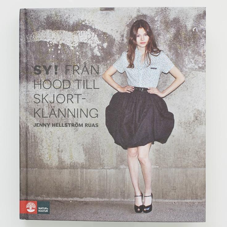Böcker, Sömnad, Från hood till skjortklänning | Textilhuset