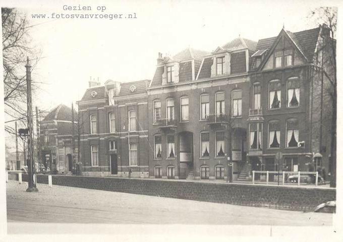 1940 - Kampersingel Haarlem - Serc