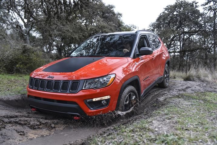 The 2020 Jeep Compass Offers Some Pretty Cool Options For Your