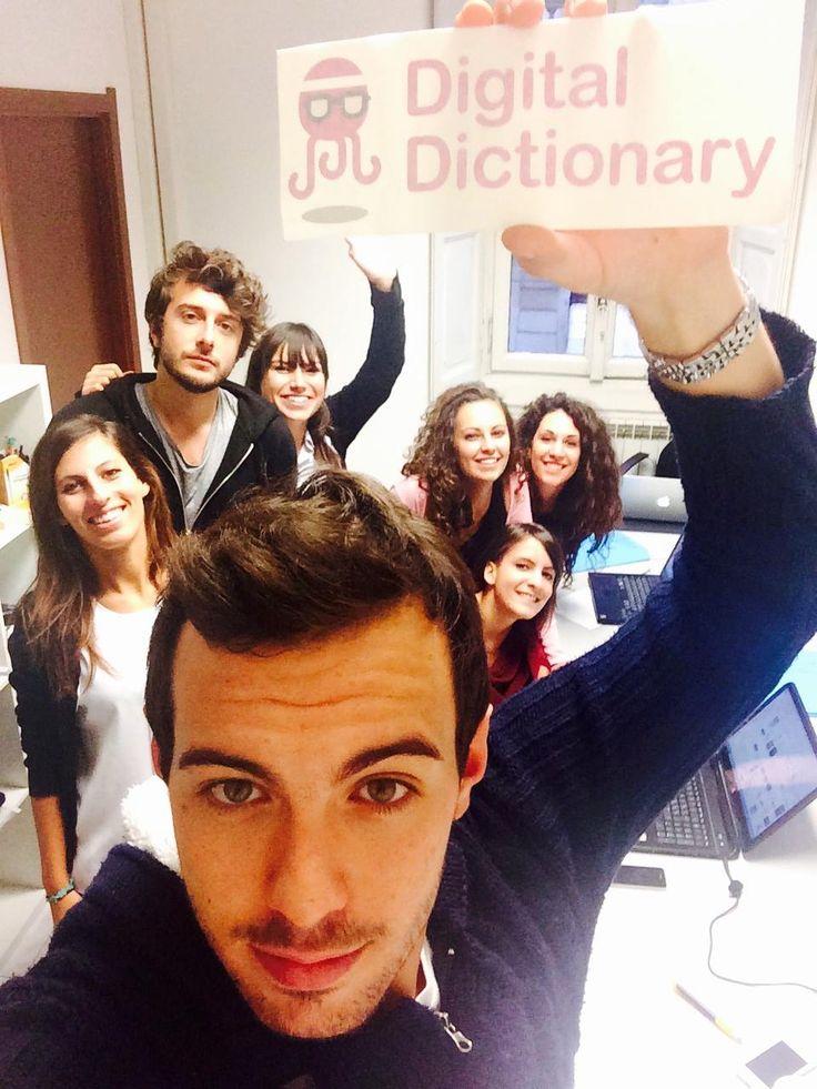 Al lavoro sul blog di #EYL e sulla #TalentAcademy con Digital Dictionary!