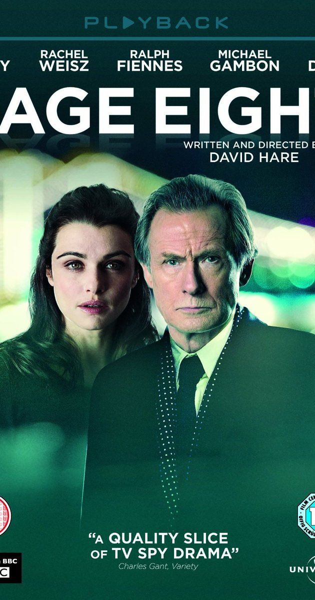 Directed by David Hare.  With Bill Nighy, Rachel Weisz, Tom Hughes, Michael Gambon. Johnny Worricker (Bill Nighy) is a long-serving MI5 officer. His boss and best friend Benedict Baron (Michael Gambon) dies suddenly, leaving behind him an inexplicable file, threatening the stability of the organization. Meanwhile, a seemingly chance encounter with Johnny's striking next-door neighbor and political activist Nancy Pierpan (Rachel Weisz) seems too good to be true. Johnny is forced ...