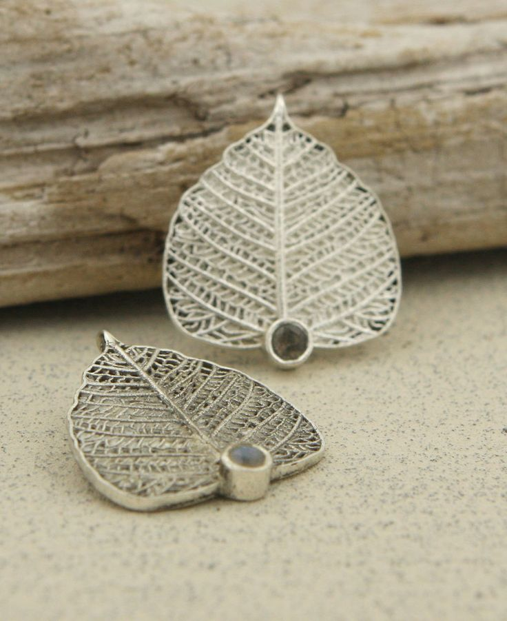 Buddhist Bodhi Leaf Pendant
