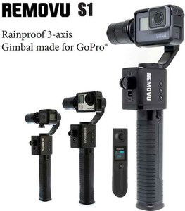 Removu S1 for GoPro $414 Inc Gst | Free Collect | Del $14.51 Fully Insured https://www.camerasdirect.com.au/removu-s1-for-gopro