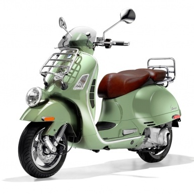 We can get the Vespa GTV 300.