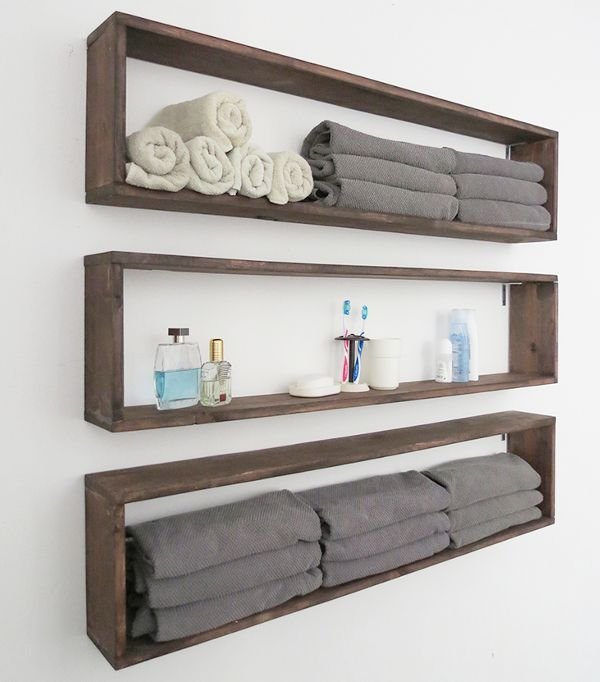 Don't let that wall space go to waste. If you have an empty wall in your home, check out these brilliant storage solutions.          P...