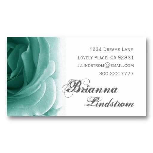 24 best cheap business cards online images on pinterest business girly personal calling cards business card templates reheart Image collections
