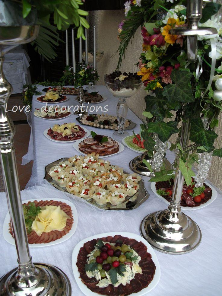 Wedding Food & Drink