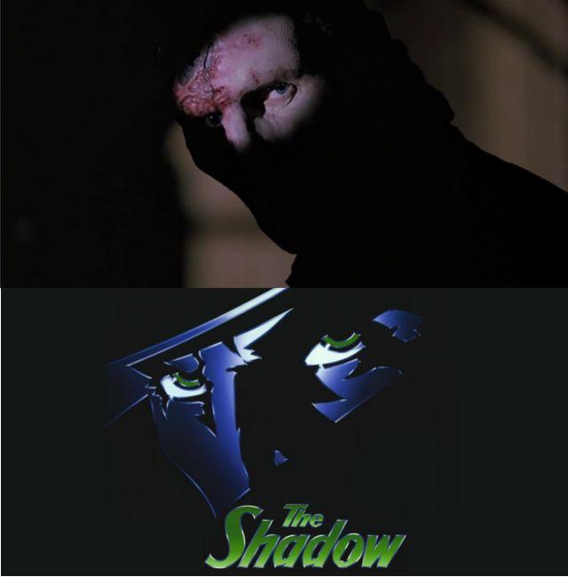 Citazione di The Shadow nel film Darkman di Sam Raimi