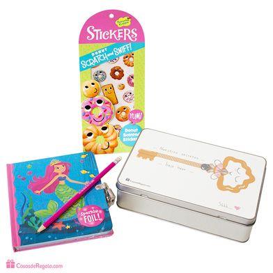 Pack de regalos para niñas Best friends-