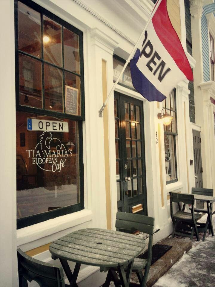 European Cafe New Bedford Ma