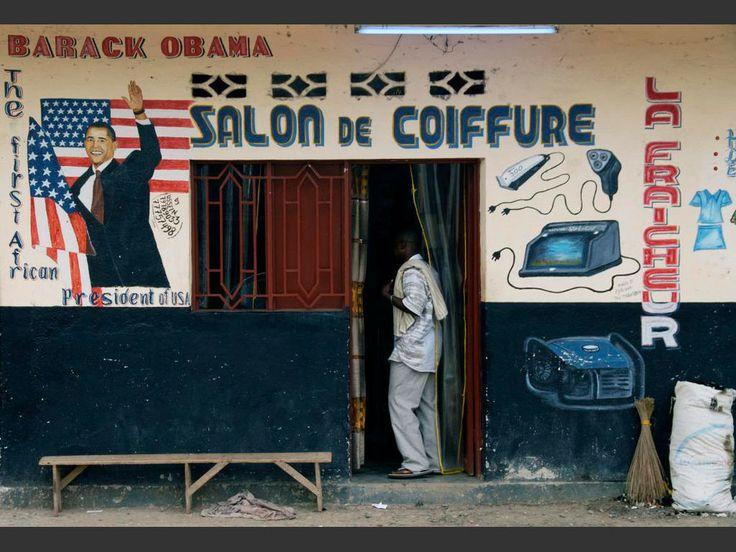 coiffeur, Burundi.