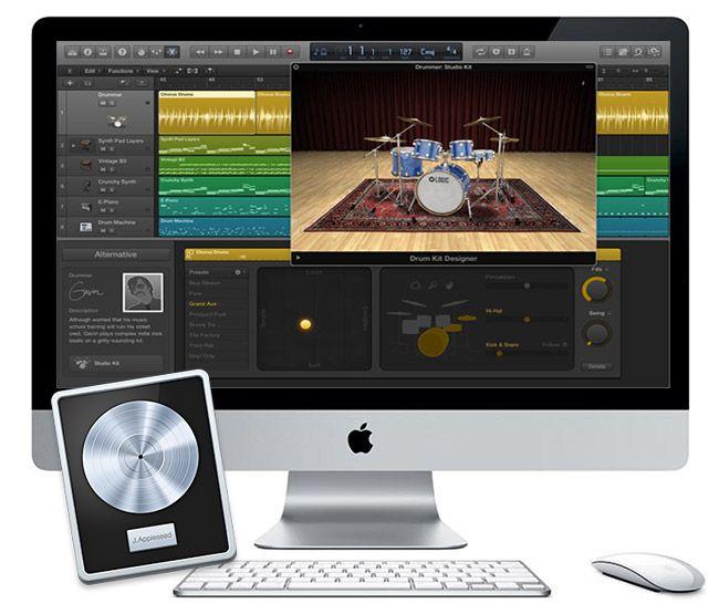 Apple Logic Pro X v10.3.2 Free Download