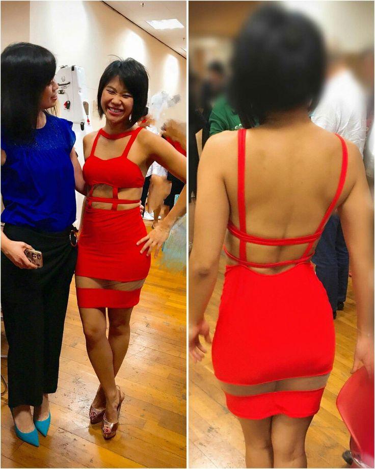 Yuja wang yellow dress