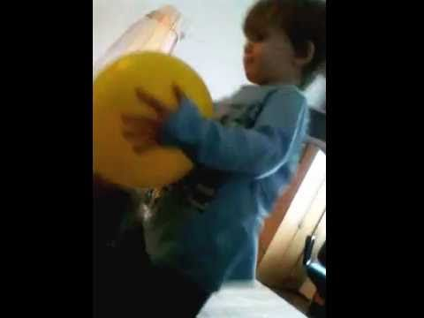 Štěpánek VS balónek