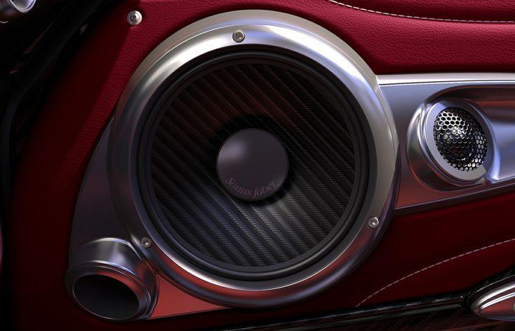 high end car speakers by sonus faber complete car audio. Black Bedroom Furniture Sets. Home Design Ideas
