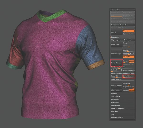 How can I use Marvelous Designer in a ZBrush workflow?