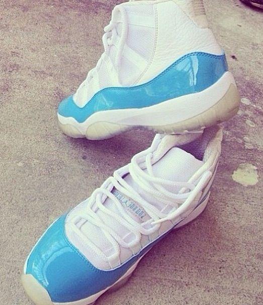 56646027562 Jordan 11 Baby Blue