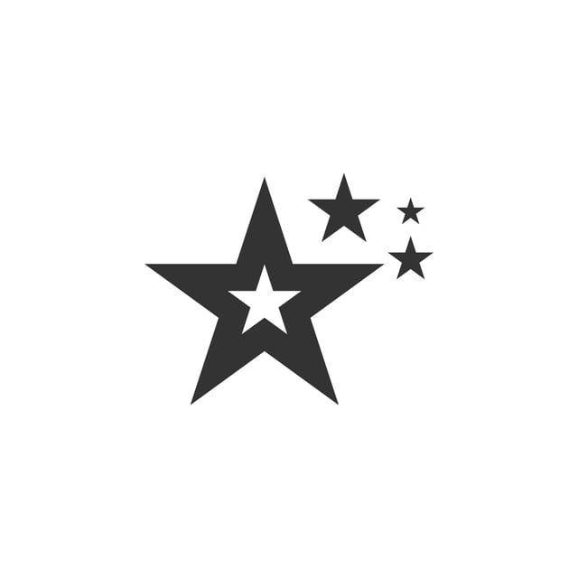 Gambar Bintang Logo Desain Grafis Template Vektor Abstrak Tentera Seni Png Dan Vektor Untuk Muat Turun Percuma Grafis Desain Grafis Bintang