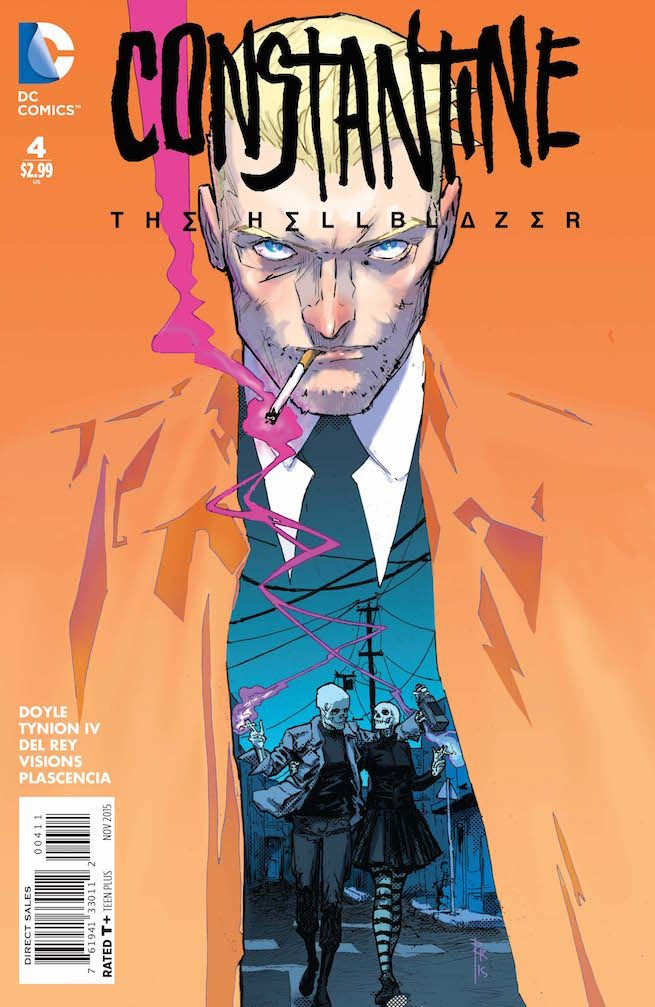 EXCLUSIVE DC Comics Preview: Constantine: The Hellblazer #4