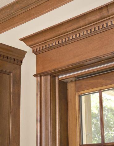 how to cut window mouldings