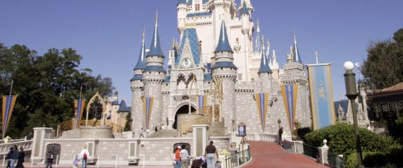 """Disney Ticket Prices Jump Again, Now $99 To Enter The Magic Kingdom.  It's for the """"high quality and breadth of experiences"""".  Riiiiight.  Next they'll tell us they're not in it for the profits."""