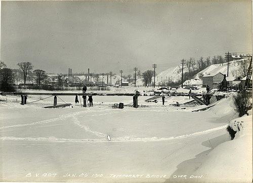 Before Bloor Viaduct 1915
