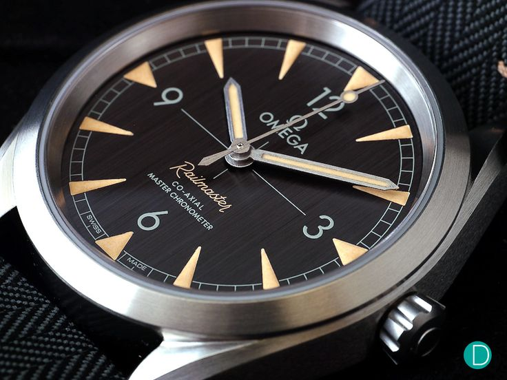 """""""Review: Baselworld 2017 New Omega Railmaster Collection"""" via @watchville"""