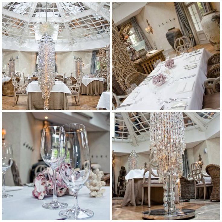 Hout Bay Manor beautiful decor