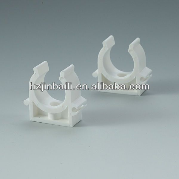 U Type PPR Plastic Clamp For Pipe And Fittings $0.014~$0.1