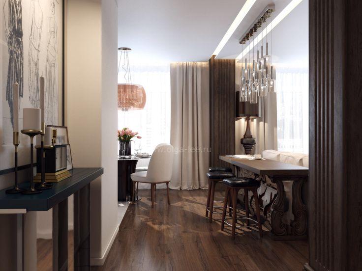 """дизайн интерьера#гостиной # ЖК """"Северные Шершни""""#спелый дом"""