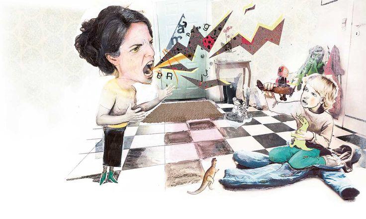 Skældud gør ikke indtrykBørn er vant til at fejle. Når de prøver at gå, falder de. Når de senere prøver at løbe, kan de ikke løbe stærkt nok. Når de vil binde deres sko, går det i kludder. Når de lære