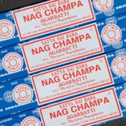 There is a reason why Nag Champa Incense is the most popular incense in the World. It's uniquely sweet sandalwood scent is recognized by all incense...
