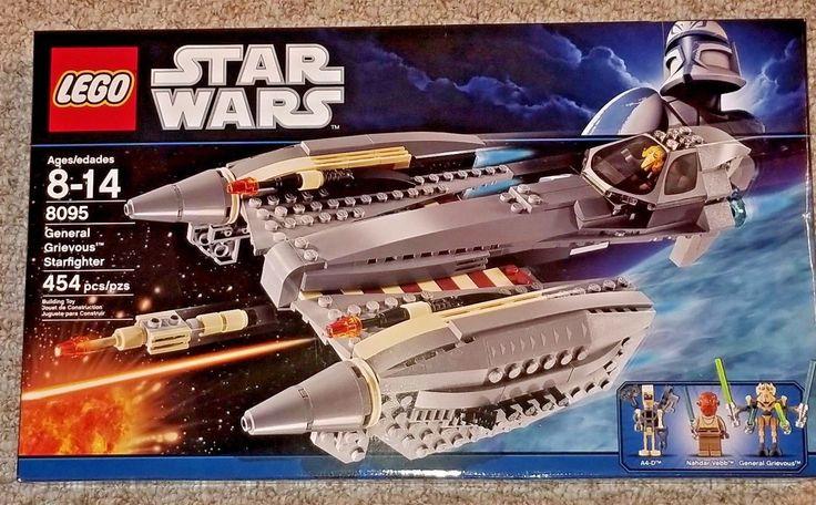 Lego General Grievous' Starfighter 8095 NISB