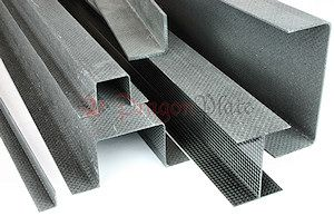 Carbon Fiber Beams, Angles, and Channels for structural reinforcement