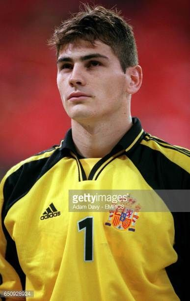 Iker Casillas Spain goalkeeper