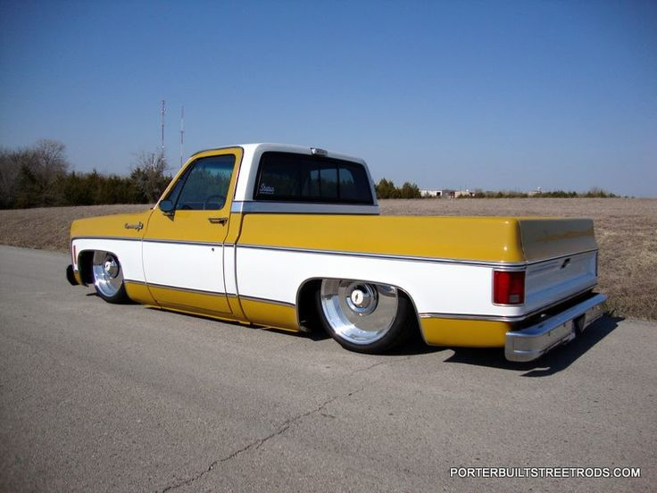 270 Best 73-87 Lowered C10 Images On Pinterest