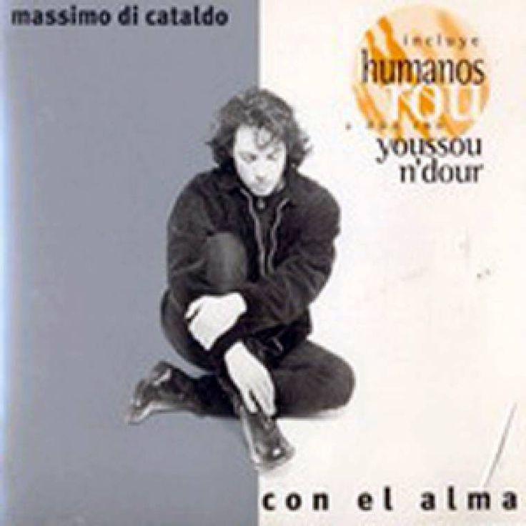 MASSIMO DI CATALDO - CON EL ALMA