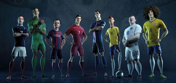 «Последняя игра» – актуальный фильм от Nike Football - http://pixel.in.ua/archives/7645