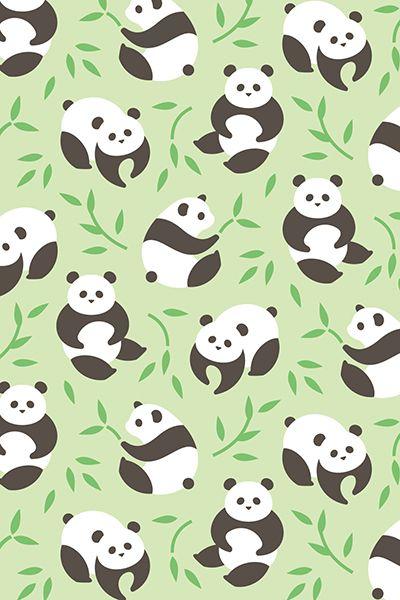 machimusume no handkerchief / panda / FROM GRAPHIC
