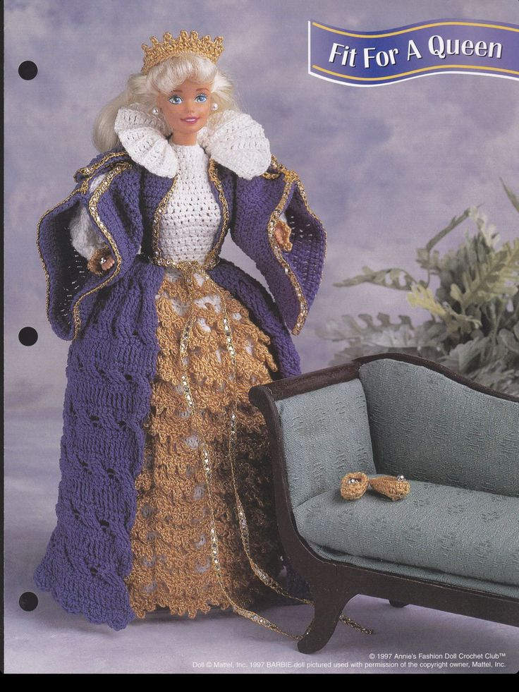 148 best Barbie doll dresses images on Pinterest   Puppenkleider ...