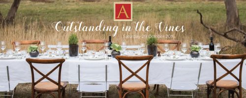 The Orange Region's Angullong Wines is set to host the inaugural 'Outstanding in the Vines' lunch as part of the 2016 Orange Wine Festival.  The lunch sees guests experience Angullong with an open air, long table lunch set within the winegrower's vast vineyard on the southern foothills of Mount Canobolas.