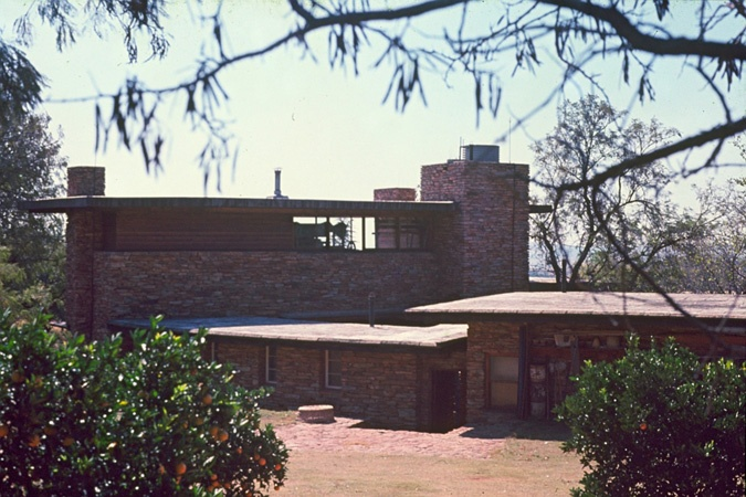 Norman Eaton - Greenwood House 1967