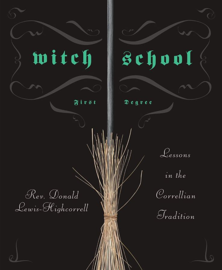 Witch School First Degree  The three-volume Witch School teaching series will prepare you for initiation into all three degrees of Correllian Wicca, one of the largest and fastest-growing Wiccan traditions in the world. As an additional bonus, WitchSchool.com offers many optional interactive features to enhance your textbook learning experience.   Become a Witch  Set foot on the Witch's path and embark on a journey that will transform you at the deepest levels of your being. The twelve…