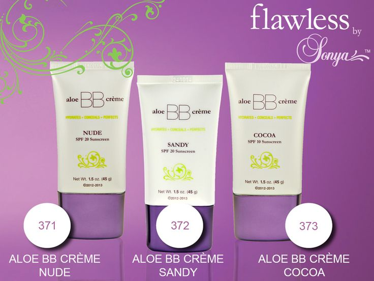 Great crimbo gift Aloe BB creme with SPF 20 was created exclusively for Flawless by Sonya to hydrate, prime, conceal and offer sun protection creating a soft, luminous glow, leaving the skin looking natural and flawless. SO popular we keep selling out! Visit our website and check out all out other amazing deals! All Product profits donated to charity !
