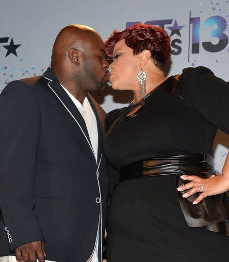 Have You Notice Tamela Mann And David Mann Kissing?   2013 BET Awards, Tamela Mann performed Take Me To The King